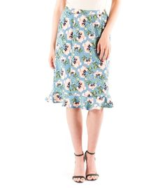 Pack Light Skirt - Floral Print