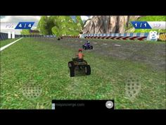 Moto Racing - ATV 2nd android game first look gameplay español