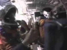 OVNIS ADVIERTEN O ATACAN  MISION STS-107 DEL COLUMBIA QUE SUCUMBE SEGUND...