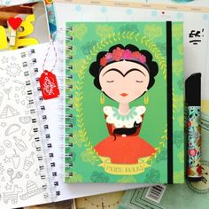 Gorsh.net | Cuaderno Frida Rules
