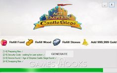 Age of Empires Castle Siege Hack (Mediafire) | Games Hooks