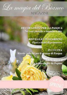 La magia del bianco magazine-spring 2013-n.1