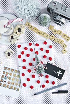 X-Mas DIY - schöne Weihnachtsgeschenk-Verpackungen selbermachen - handmade christmas gift wrapping   luzia pimpinella