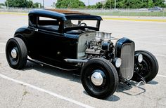 Ford 1930 Coupe Hot Rod