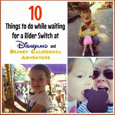 Top 10: Things To Do with a Toddler While Waiting for Rider Switch - Babes in Disneyland