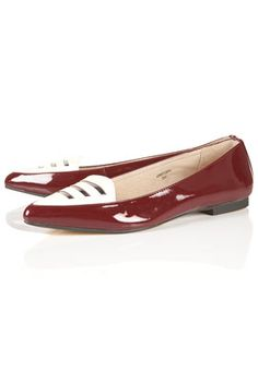 MELANIE Patent Pointed Shoes