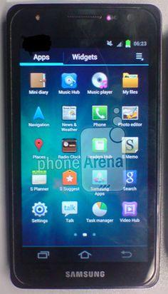 Samsung GT-i9300, primera imagen de un nuevo Galaxy http://www.xatakamovil.com/p/33980