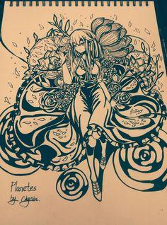 「Planetes」/「Chynia」のイラスト [pixiv]