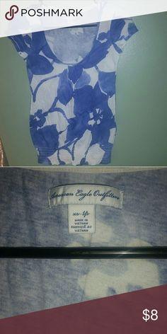 American Eagle outfitters shirt American eagle soft summer shirt?? American Eagle Outfitters Tops Tees - Short Sleeve