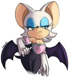 iOrbix Photo of Rouge The Bat (Mexico) - iOrbix is a unique social network that makes expressing your life and connections between friends so much easier and fun. Sonic The Hedgehog, Shadow The Hedgehog, Sonic Y Amy, Game Sonic, Shadow And Rouge, Hedgehog Drawing, Rouge The Bat, Sonic Mania, Sonic Franchise