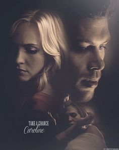 Joseph Morgan & Candice Accola who play Klaus & Caroline in The Vampire Diaries and The Originals Vampire Diaries Stefan, Vampire Diaries The Originals, Serie The Vampire Diaries, Klaus The Originals, Vampire Diaries Wallpaper, Vampire Diaries Quotes, Bonnie Bennett, Caroline Forbes, Klaus And Caroline