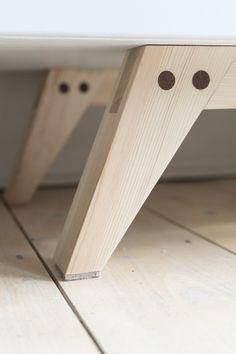 Sideboard l Bespoke Furniture Makers in London — Pure View Carpentry Handmade Wood Furniture, Wood Furniture Legs, Diy Furniture Table, Bespoke Furniture, Woodworking Furniture, Furniture Projects, Wood Projects, Woodworking Projects, Woodworking Joints