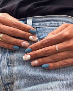 Subtle Nails, Funky Nails, Simple Acrylic Nails, Best Acrylic Nails, Summer Acrylic Nails, Hot Nails, Swag Nails, Stylish Nails, Trendy Nails