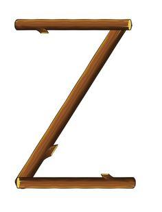 takken letter Z