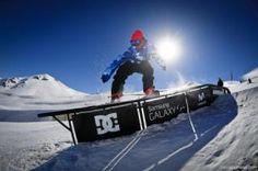 Exitosa Inauguración: The GAP Snowpark en Valle Nevado