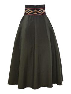 Saia campestre gaúcha sulista Muslim Fashion, Hijab Fashion, Queen Dress, Rio Grande Do Sul, Skirt Fashion, Looks Great, Ideias Fashion, High Waisted Skirt, Vintage Outfits