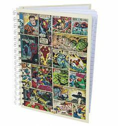 Sketchbook styling for notebooks etc