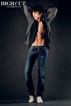 Siwon - High Cut Magazine
