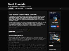 Zu Final Cumeda gibt es jetzt auch einen blog http://finalcumeda.blogspot.de