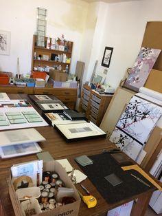 Rachel Welford's Studio