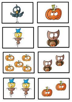 Preschool Printables: Fall