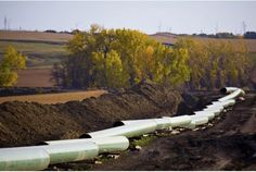 Canada's pipeline preacher will not slow down: Tim Harper ... Natural Resources Minister Joe Oliver carries the government's torch on oil exports. We'll know this year whether he can overcome historic opposition. Photo: A portion of the Keystone pipeline construction in North Dakota.