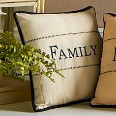 Love Pillow Case From Modern Family : Handmade Pillow Ideas on Pinterest Pillows, Pillow Covers and Long Distance Love