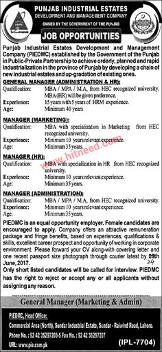 Jobs in Iqbal  Company for Product Managers Jobs in Pakistan