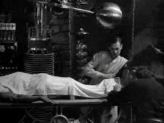 """He's alive!"" The creation sequence from Frankenstein 1931. A Legacy of Universal Horror http://www.somethingtodowithfilm.com/2015/02/a-legacy-of-universal-horror.html"