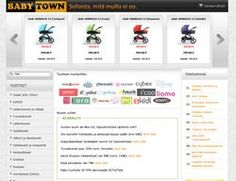 Babytown nettikauppa