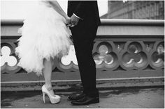 Wear the right heels when in London - tutu ballerina fru fru frock