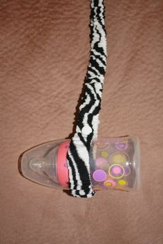 Zebra Print Snappy Wrap Baby Toddler Accessory by WithMomInMind