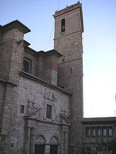 Castellón Catedral segorbe