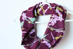 DIY Clothes DIY Refashion: Infinity Scarf Tutorial