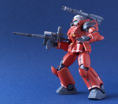 Guncannon First Type Iron Cavalry Squadron by ITTA | Gundam Century