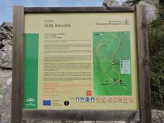 El Torcal de Antequera - Ruta Amarilla.