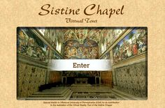 Sistine Chapel - Virtual Tour