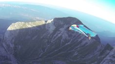 Unedited videos really show how crazy any wingsuit jump really is