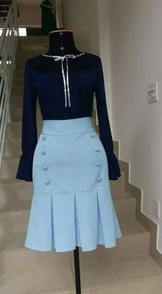 Faldas Skirt Outfits, Chic Outfits, Corporate Attire, Indian Designer Outfits, Fashion Videos, Cute Skirts, Classy Dress, Qvc, Streetwear Fashion