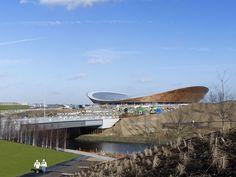 2012 Olympic Velodrome | Credit - Richard Davies