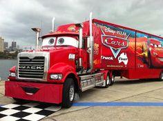 Mack Trucks - to mater