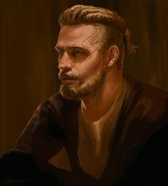 Ceol Daden. É um nobre do Império de Melchior. Cedo de sua vida retirou-se da vida nobiliárquica fugindo do controle de seus pais em busca de aventuras, encontrou calor nas fortes estruturas do Templo Tetsuyen, sendo cuidado por monges até a vida adulta.