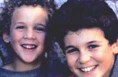 Fred Savage & Ben Savage, seriously. How did I not know they were bros