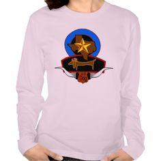 Texas Dachshund US Dog T Shirt