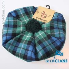 Graham Ancient Tartan Tam. Free worldwide shipping available.. Free worldwide shipping available
