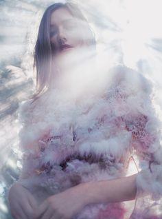 The Snow Queen Publication: Harper's Bazaar UK January 2017 Model: Josephine Le Tutour Photographer: Alexandra Sophie Fashion Editor: Charlie Harrigton Hair: Philippe Tholimet Make Up: Polly...