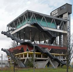 MVRDV, Dutch Pavillion, EXPO 04 | by JONAS KLOCK