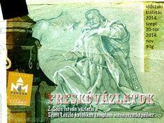 2014. szeptember 20-án, délután 5 órakor nyílik a Nádasdy Ferenc Múzeum új időszaki kiállítása. A Szakrális Művészetek Hete programsorozathoz kapcsolódó tárlat a sárvári Szent László katolikus templom mennyezeti freskóihoz készített vázlatokat mutatja be. Készítőjének, Z. Soós Istvánnak a munkái mai is hatnak nézőire. Movies, Movie Posters, Painting, Art, Art Background, Films, Film Poster, Painting Art, Kunst