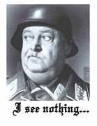 Hogan's Heroes, famous TV show quote ---kids have the DVD's now....and this is my favorite quote!