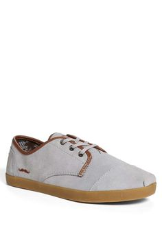 Toms TOMS 'Paseo' Suede Sneaker (Men) (Limited Edition - Movember) on Wantering   Sneaks and Kicks   mens suede low top sneakers   mens shoes   mens style   menswear   mens fashion   wantering http://www.wantering.com/mens-clothing-item/toms-paseo-suede-sneaker-men-limited-edition-movember/afHMr/